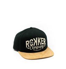 ROKKER SNAPBACK CAP
