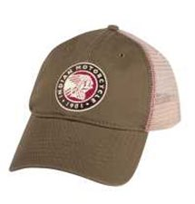 INDIAN CIRCLE ICON TRUCKER HAT