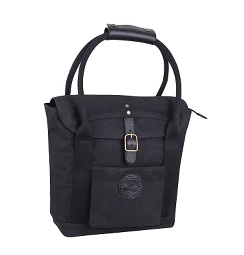 INDIAN WAXED COTTON TOTE