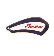 INDIAN SCOUT TANK PIN BADGE