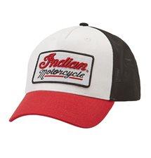 INDIAN HIGH PROFILE TRUCKER HAT